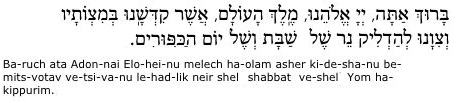 Candles-Yom-Kippur 9-4-15 Shabbat